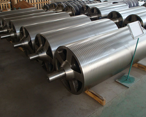 Export furnace roll