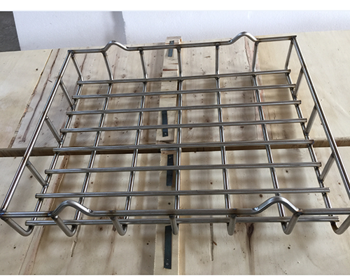 Welding basket