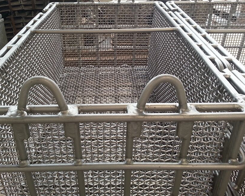Large welding basket