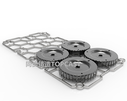 Heat treatment tray